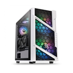 Thermaltake Commander C31 TG Snow ARGB Edition - Caja