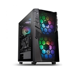 Thermaltake Commander C32 TG ARGB Edition - Caja