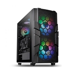 Thermaltake Commander C33 TG ARGB Edition  Caja