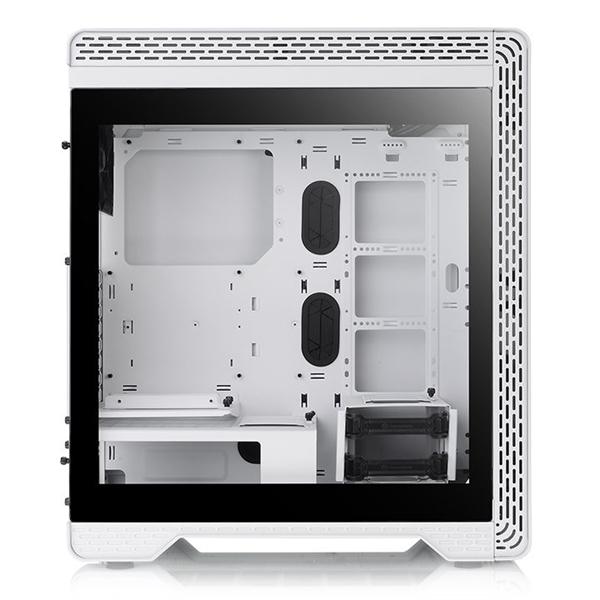 Thermaltake S500 TG blanco  Caja