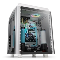 Thermaltake Level 20 HT blanco - Caja