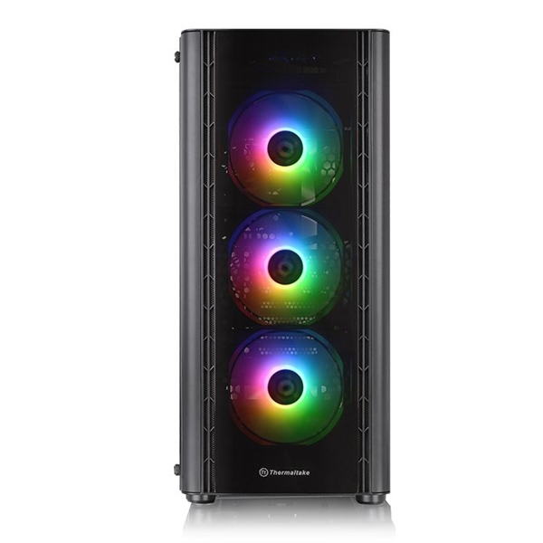 Thermaltake V250 ARGB negro ATX  Caja