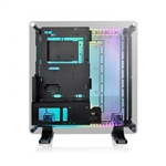 Thermaltake DistroCase 350P Open Frame Mid Tower Tempered Glass PC Gaming Case  Caja