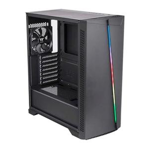 Thermaltake H350 RGB ATX negro  Caja