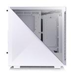 Thermaltake Divider 300 TG Snow Cristal Templado USB 30  Caja