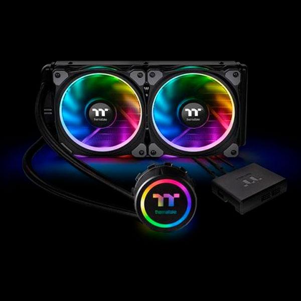 Thermaltake Floe Riing 240 RGB  Ref Líquida