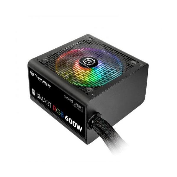 Thermaltake Smart 600W RGB 80+ White - F.A.