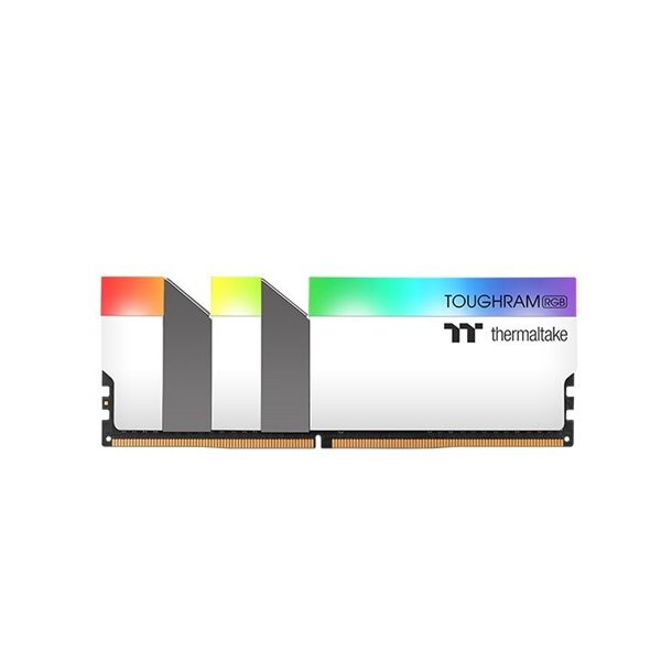 Thermaltake Thoughtram DDR4 16G 2X8GB 3600MHz blanco  DDR4