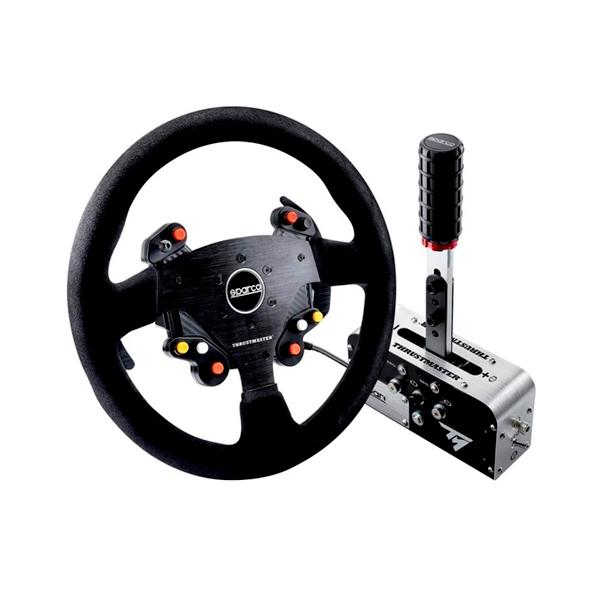 Thrustmaster Rally Race Gear Sparco Mod  Volante