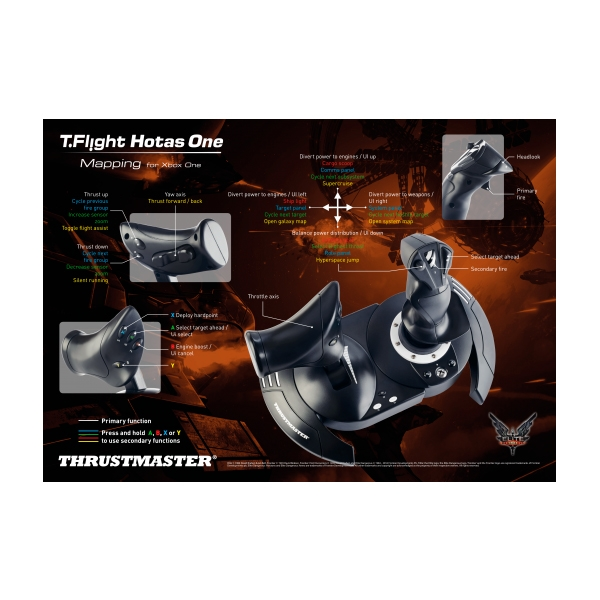 Thrustmaster T-Flight Hotas One PC/Xbox - Joystick