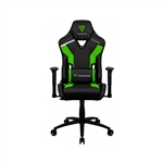 ThunderX3 TC3 NegraVerde  Silla Gaming