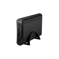 Tooq TQE-3518B 3.5″ IDE y SATA USB 2.0 Negra – Caja HDD
