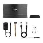 Tooq TQE3520 35 IDESATA a USB 20  Caja HDD