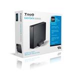 """Tooq TQE-3527B 3.5"""" SATA USB 3.0 Negra - Caja HDD"""