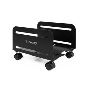 TooQ UMCS0004B Negro  Soporte con ruedas para PC
