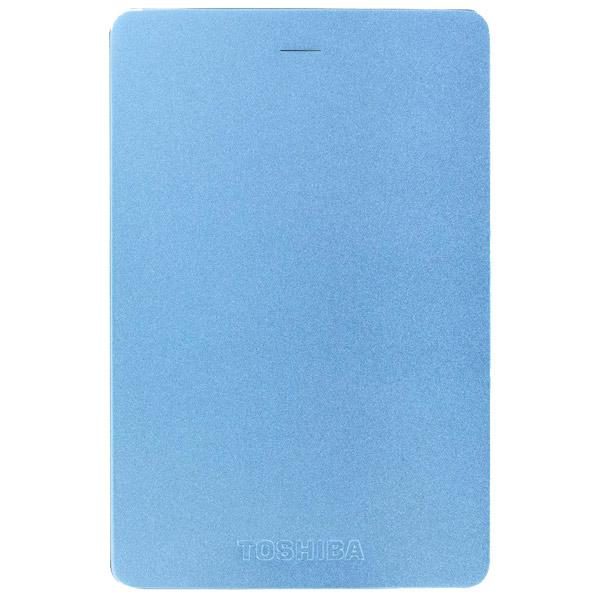 Toshiba Canvio Alu 2.5″ 1TB USB Azul – Disco Duro Externo