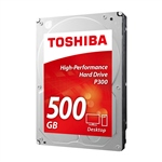 Toshiba P300 High-Performance 500GB 3.5