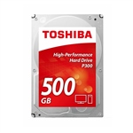 Toshiba P300 HighPerformance 500GB 35 SATA  Disco Duro