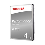 Toshiba X300 High Performance 4TB SATA 3.5
