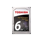 Toshiba X300 High Performance 6TB SATA 3.5