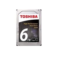 "Toshiba X300 High Performance 6TB SATA 3.5""  - Disco Duro"