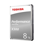 Toshiba X300 High Performance 8TB SATA 3.5