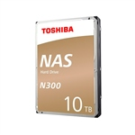 Toshiba N300 High Performance 10TB 3.5 SATA - Disco Duro