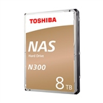 Toshiba N300 High Performance 8TB 3.5 SATA - Disco Duro