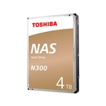 Toshiba N300 High Performance 4TB 3.5 SATA - Disco Duro