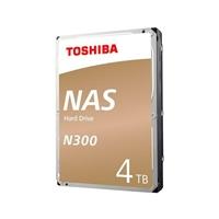 Toshiba N300 High Performance 4TB 3.5 SATA - Disco Duro