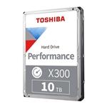 Toshiba X300 High Performance 10TB SATA 35 Bulk   Disco Duro