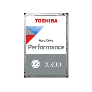 Toshiba X300 High Performance 8TB SATA 35   Disco Duro