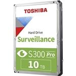 Toshiba S300 Surveillance 10TB 35 SATA Bulk  Disco duro