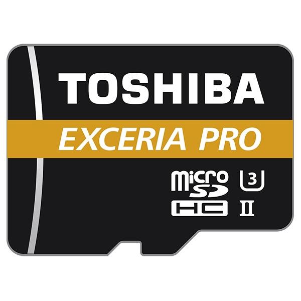 Toshiba Exceria Pro 16GB 270MBs cadap  Tarjeta MicroSD