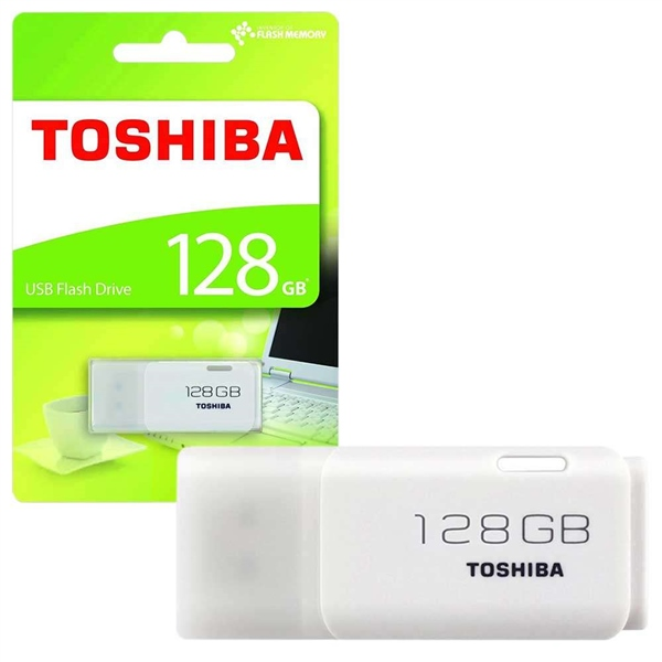 Toshiba TransMemory U202 128GB Blanco – PenDrive
