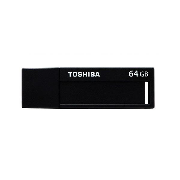 Toshiba TransMemory U302 USB 3.0 64GB Negro – PenDrive