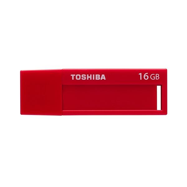 Toshiba TransMemory U302 USB 3.0 16GB Rojo – PenDrive