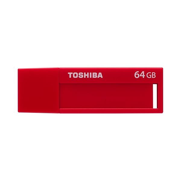 Toshiba TransMemory U302 USB 3.0 64GB Rojo – PenDrive
