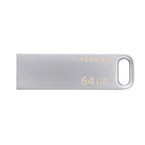 Toshiba TransMemory U363 USB 30 64GB Plata  PenDrive