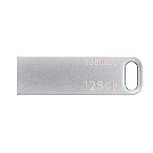 Toshiba TransMemory U363 USB 30 128GB Plata  PenDrive