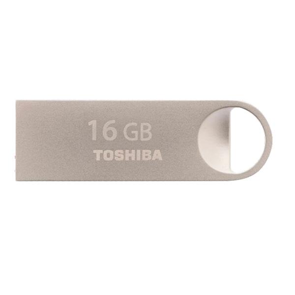 Toshiba TransMemory U401 USB 30 16GB Plata  PenDrive