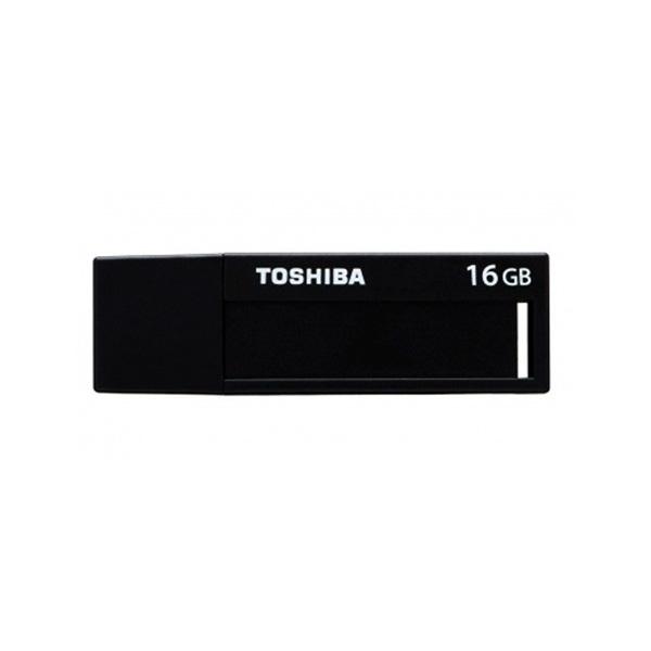 Toshiba TransMemory U302 USB 3.0 16GB Negro – PenDrive