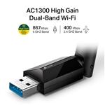 TPLink Archer T3U Plus AC1300 Dual  Antena USB WIFI