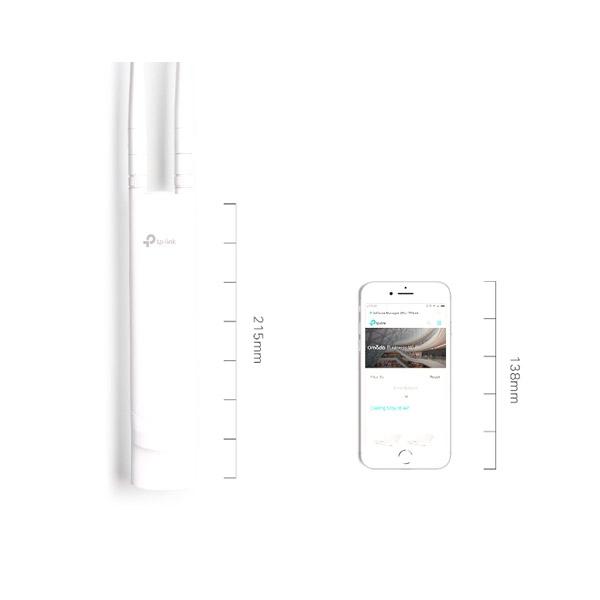 TP-LINK EAP110 outdor – Punto de acceso