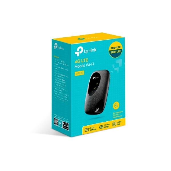 TPLINK M7200 4G MIFI   Router