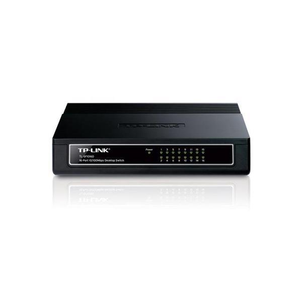 TP-Link TL-SF1016D 16 Puertos 10/100 - Switch