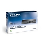 TP-Link TL-SF1024D 24 Puertos 10/100 - Switch