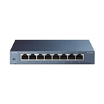 TP-Link  TL-SG108 8 Puertos Gigabit  metalico - Switch