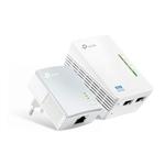 TPLink TLWPA4220KIT AV600 N300 2xLan  PLC
