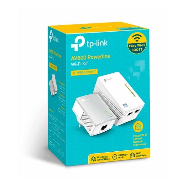 TPLINK TLWPA4220KIT 500MBps  PLC